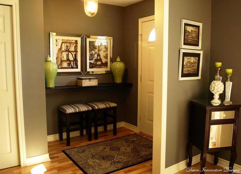 antique foyer furniture