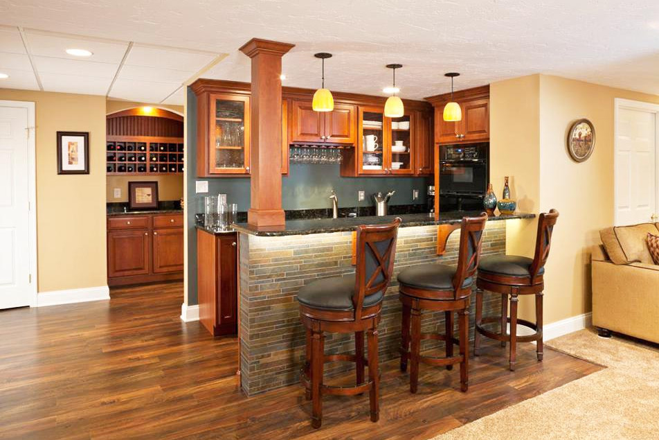 basement bar furniture