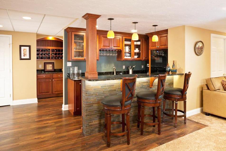 basement bar furniture
