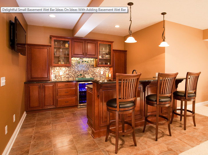 Basement Wet Bar Plans
