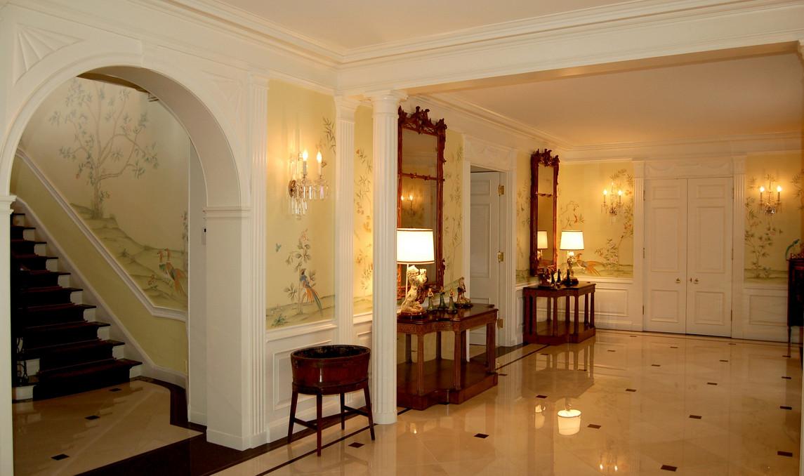 beautiful foyer ideas