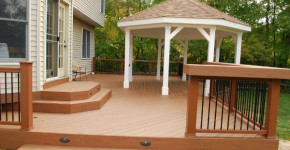 best gazebo for deck
