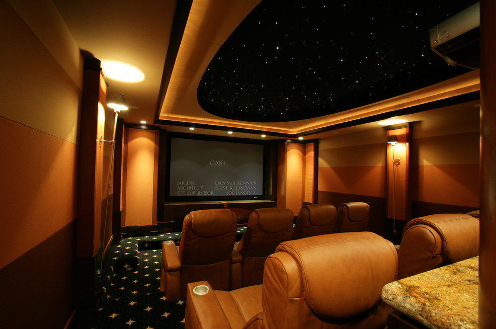 Best Lighting for Home Theater