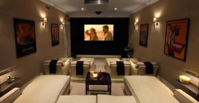 best media room furniture