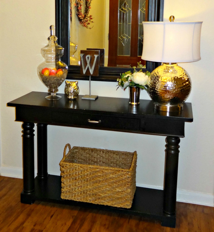 Black Entryway Table black entryway table | interesting ideas for home