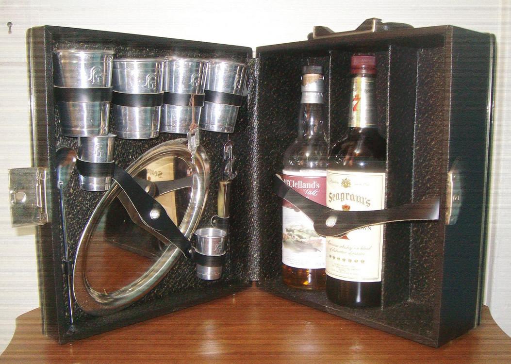 college liquor cabinet
