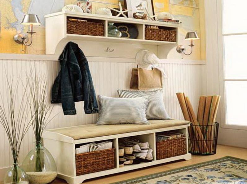 cubbies for mudroom