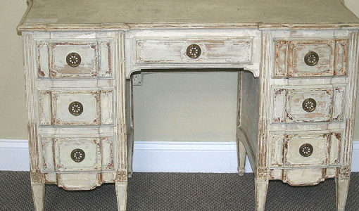 Distressed White Wood Furniture Images