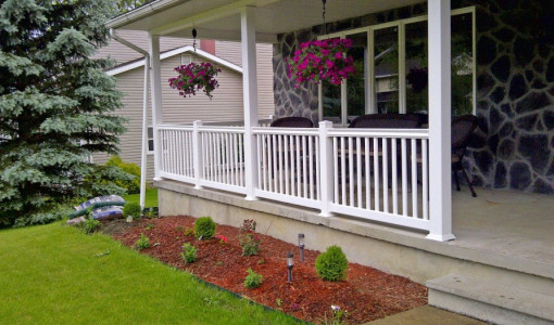 diy front porch railing