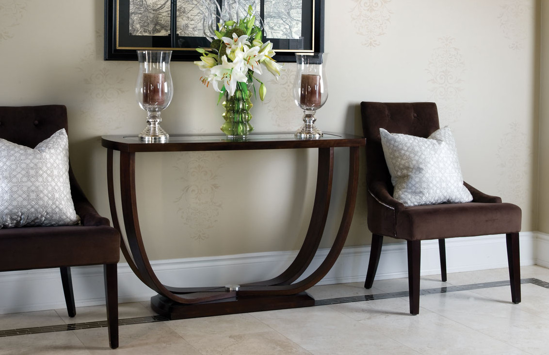 Charming Foyer Entrance Tables
