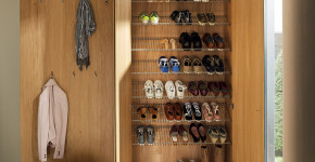 foyer storage solutions