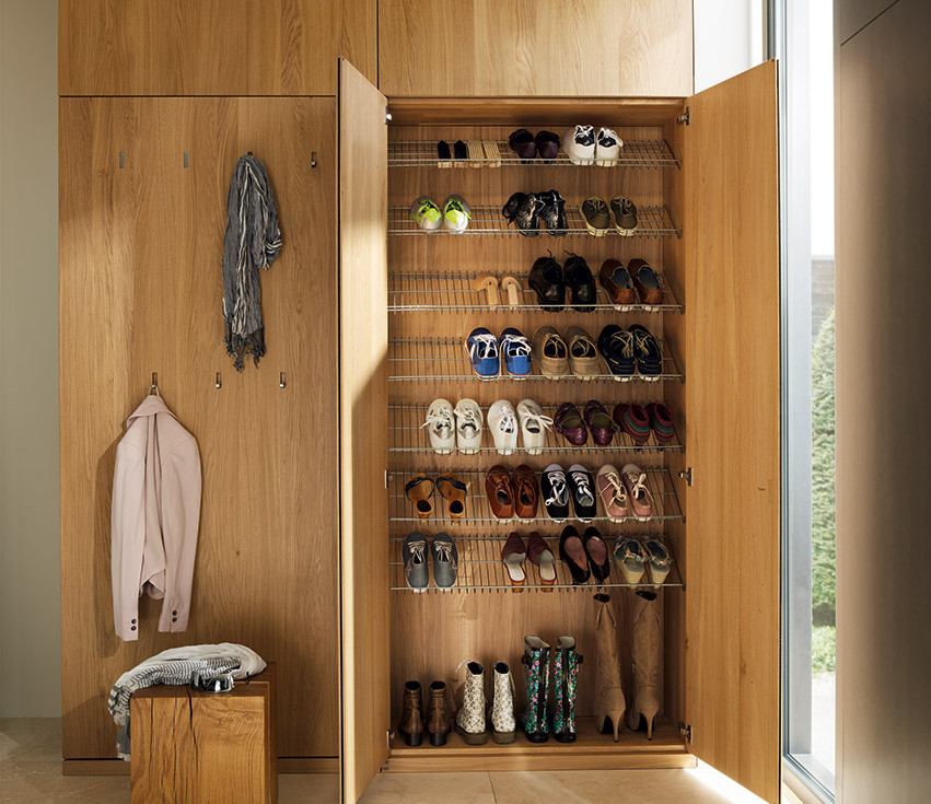 foyer storage solutions