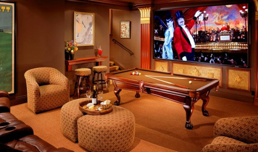 game room furniture and accessories