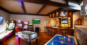 game room furniture decor