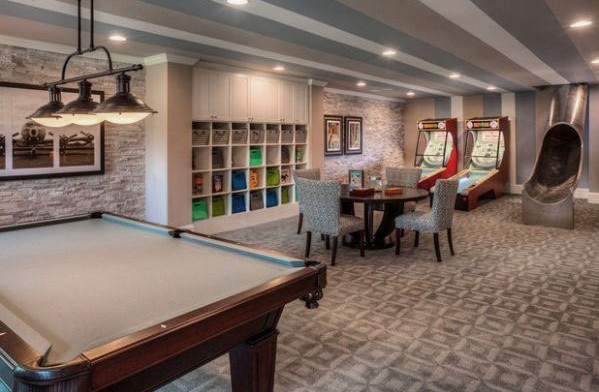 Game Room Furniture Ideas
