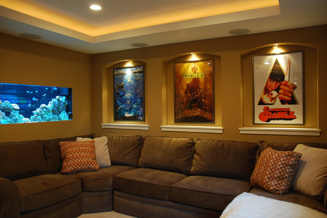 Home Theater Lighting Ideas Interesting For