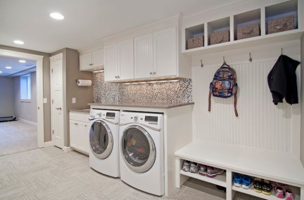 laundry mud room designs