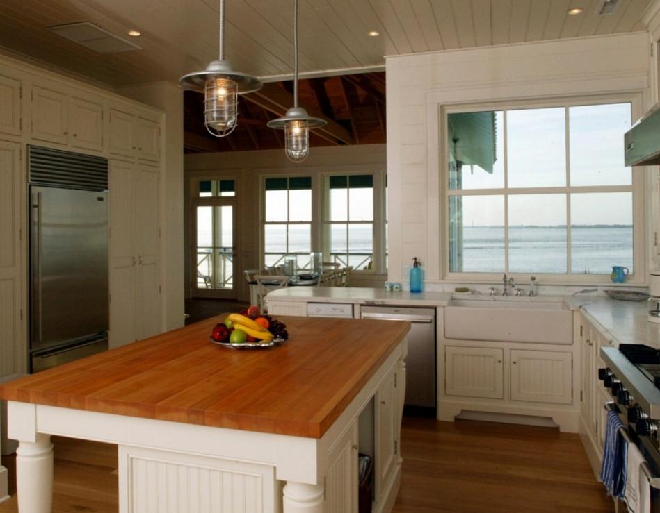 lighting for beach house