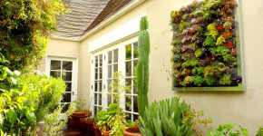 living wall planter large vertical garden