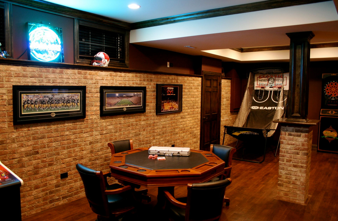 Modern game room furniture interesting ideas for home - Home game room ideas ...