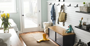 mud room colors