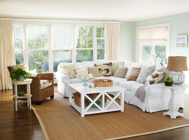 paint colors for beach house interior