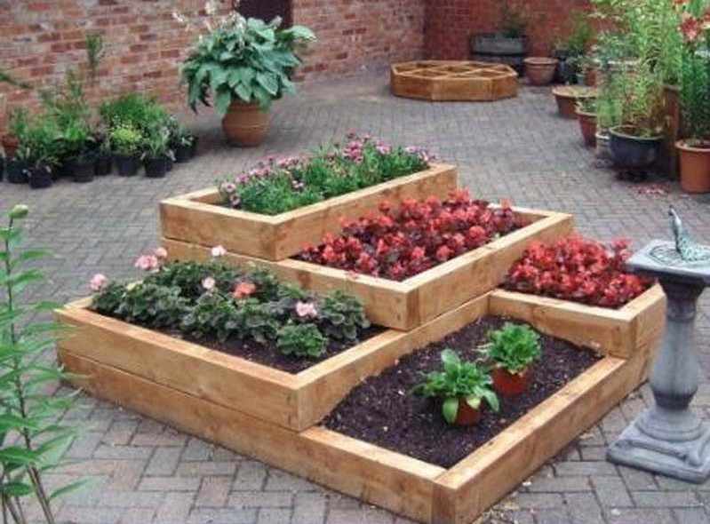 raised flower beds kits