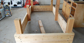 raised garden box instructions