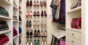 shoe rack for small closet
