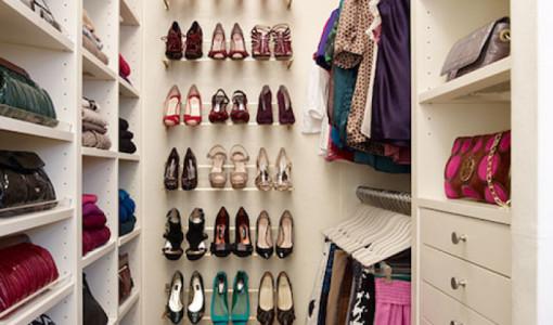 shoe rack for small closet