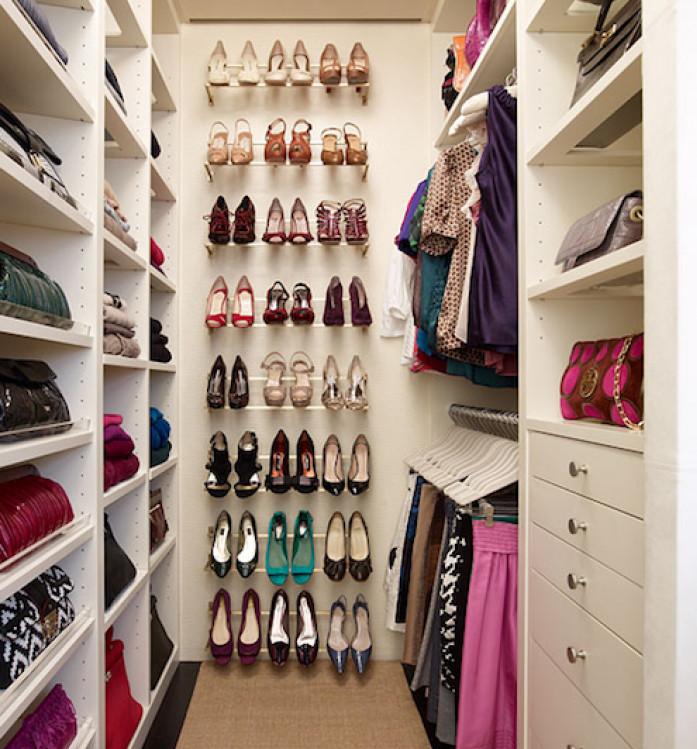 Captivating Shoe Rack For Small Closet