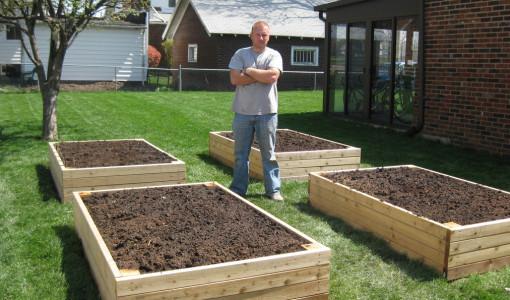 Raised Garden Box Interesting Ideas for Home