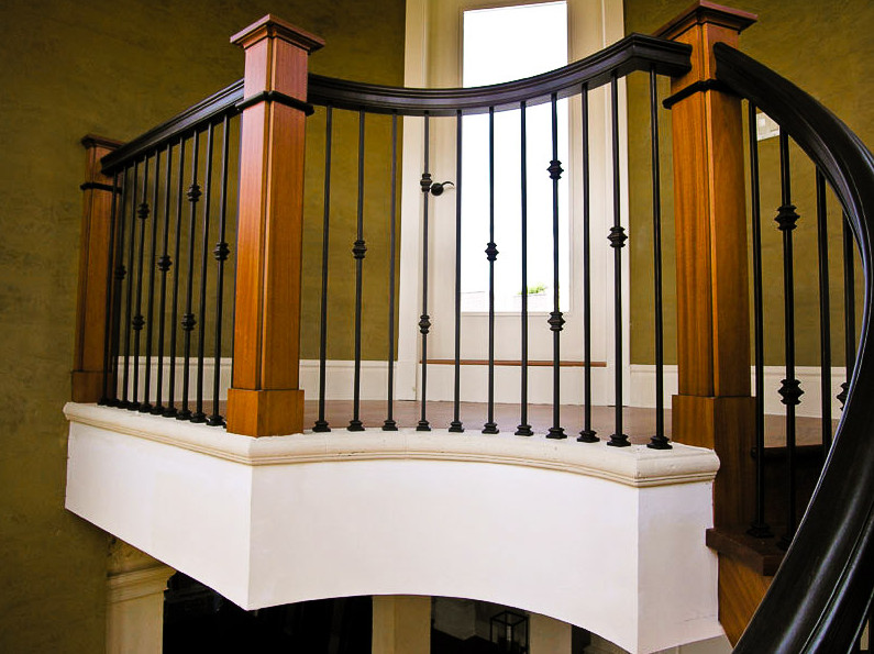 Stair Balusters Wrought Iron | Interesting Ideas for Home