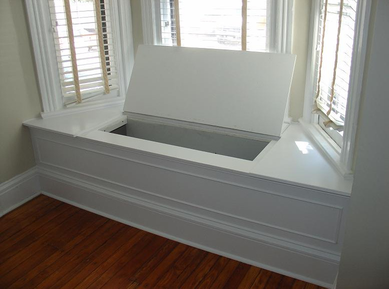 Storage Bench Window Seat Interesting Ideas For Home