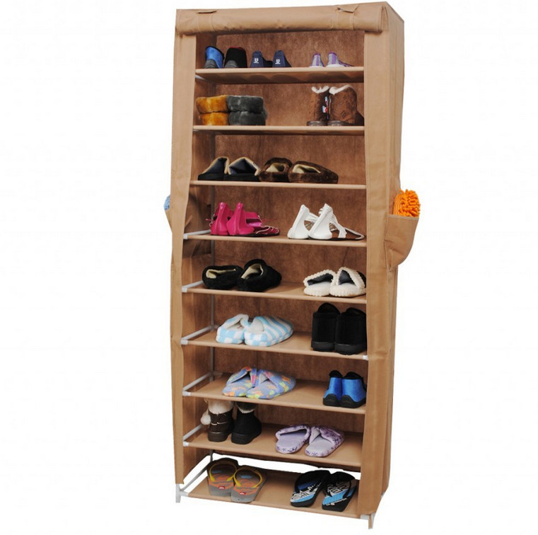Vertical Shoe Cabinet