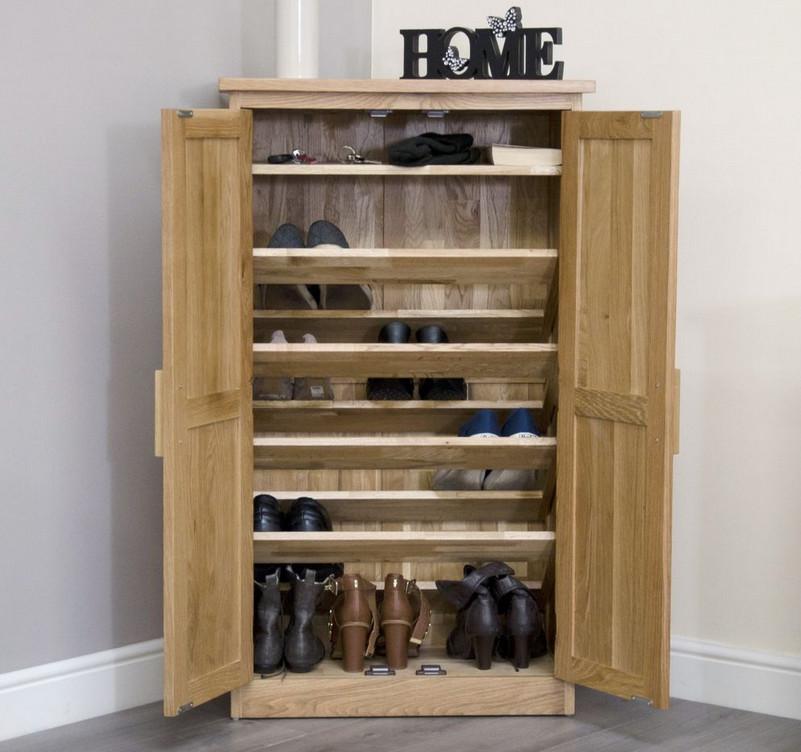 vertical wooden shoe rack interesting ideas for home. Black Bedroom Furniture Sets. Home Design Ideas