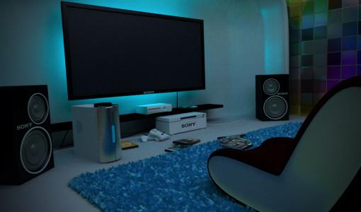 video game room furniture