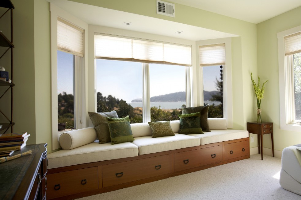Window Seat Ideas Living Room