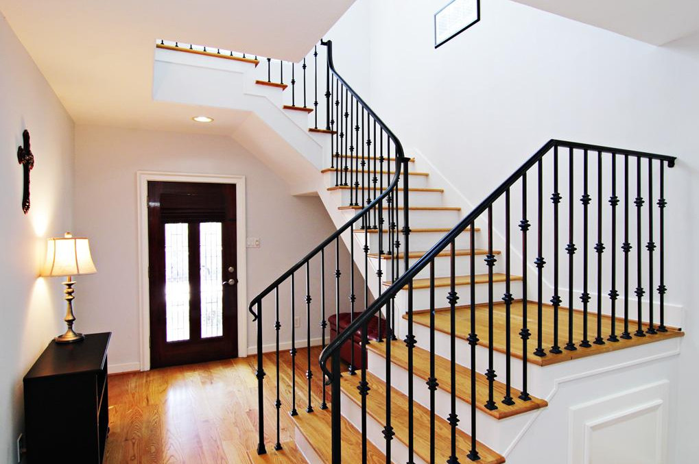 wrought iron balusters gallery