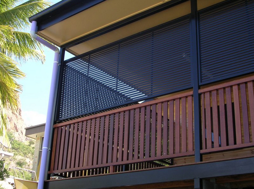 Apartment balcony privacy screen interesting ideas for home for Deck privacy screen panels