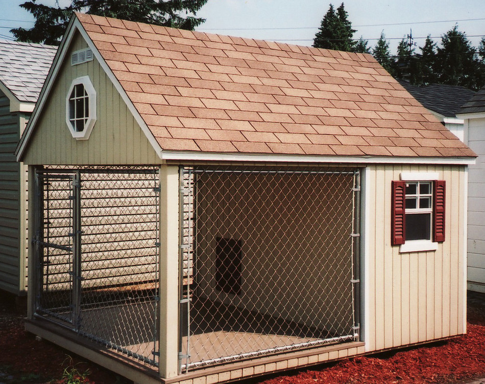 Best Outdoor Dog Kennel 2