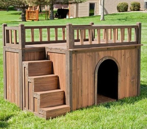 Best Outdoor Dog Kennel 3