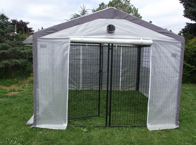 Best Outdoor Dog Kennel 6