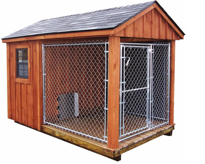 Best Outdoor Dog Kennel 7