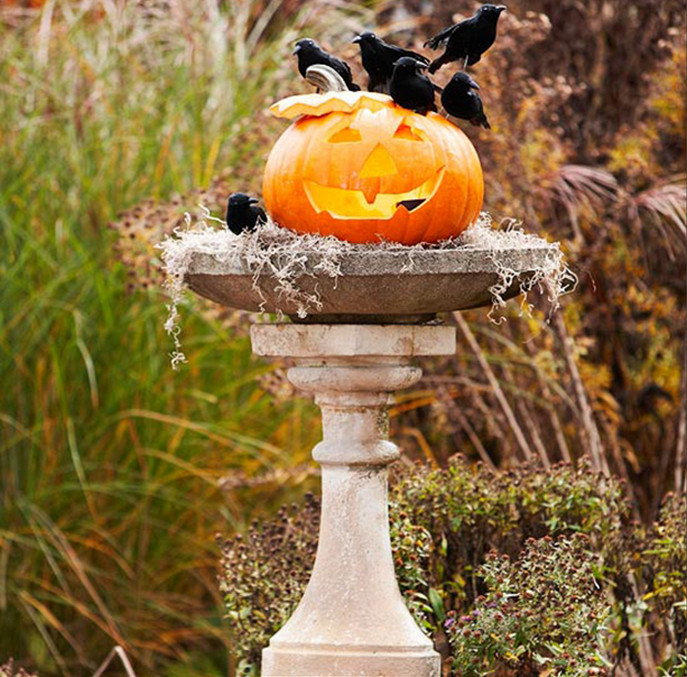 Bird Bath Pedestal Ideas 5
