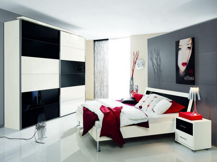 Black and White Painted Rooms | Interesting Ideas for Home