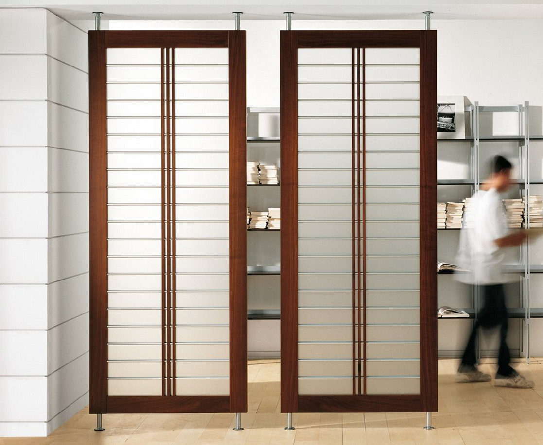 Ceiling Mounted Room Dividers4