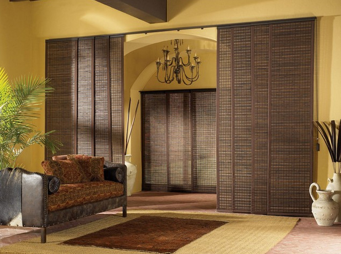 Ceiling Mounted Room Dividers5