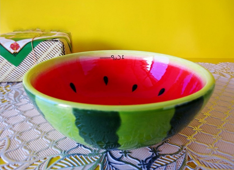 Ceramic Bowl Painting 2