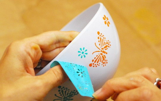 Ceramic Bowl Painting Ideas For Creative Decorations